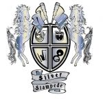 Silver Stampede Coat of Arms complete